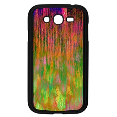Abstract Trippy Bright Melting Samsung Galaxy Grand Duos I9082 Case (black)