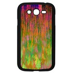 Abstract Trippy Bright Melting Samsung Galaxy Grand DUOS I9082 Case (Black) Front