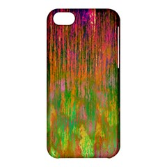 Abstract Trippy Bright Melting Apple Iphone 5c Hardshell Case