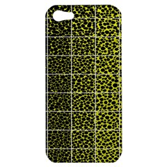 Pixel Gradient Pattern Apple Iphone 5 Hardshell Case by Simbadda