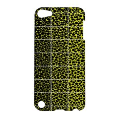 Pixel Gradient Pattern Apple Ipod Touch 5 Hardshell Case by Simbadda