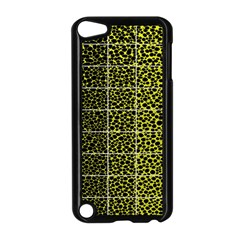 Pixel Gradient Pattern Apple Ipod Touch 5 Case (black) by Simbadda