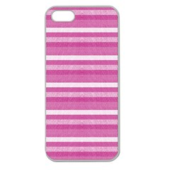 Lines Apple Seamless Iphone 5 Case (clear)