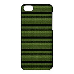 Lines Apple Iphone 5c Hardshell Case by Valentinaart