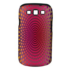 Abstract Circle Colorful Samsung Galaxy S Iii Classic Hardshell Case (pc+silicone)