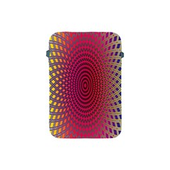 Abstract Circle Colorful Apple Ipad Mini Protective Soft Cases by Simbadda