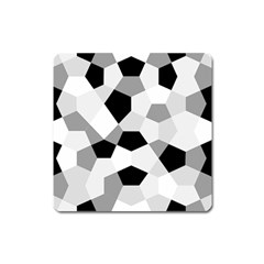 Pentagons Decagram Plain Triangle Square Magnet