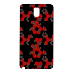 Red Digital Camo Wallpaper Red Camouflage Samsung Galaxy Note 3 N9005 Hardshell Back Case by Alisyart