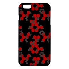Red Digital Camo Wallpaper Red Camouflage Iphone 6 Plus/6s Plus Tpu Case by Alisyart