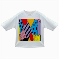 Sally s Patchwork Pattern Infant/toddler T Shirts by Alisyart
