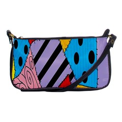 Sally s Patchwork Pattern Shoulder Clutch Bags by Alisyart