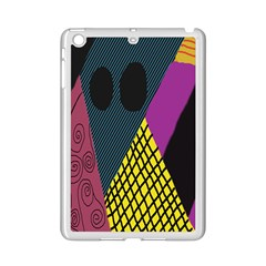 Sally Skellington Fabric Ipad Mini 2 Enamel Coated Cases