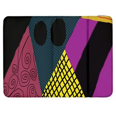 Sally Skellington Fabric Samsung Galaxy Tab 7  P1000 Flip Case