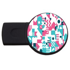 Poster Usb Flash Drive Round (4 Gb) by Alisyart