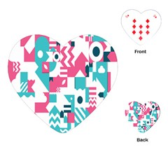 Poster Playing Cards (heart)  by Alisyart