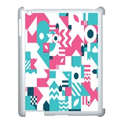 Poster Apple Ipad 3/4 Case (white)