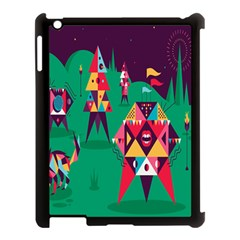 Studio Crafts Unique Visual  Projects Apple Ipad 3/4 Case (black) by Alisyart