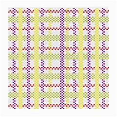 Webbing Plaid Color Medium Glasses Cloth by Alisyart