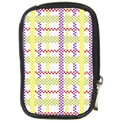 Webbing Plaid Color Compact Camera Cases by Alisyart