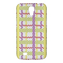 Webbing Plaid Color Samsung Galaxy Mega 6 3  I9200 Hardshell Case