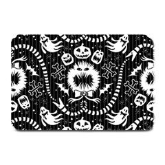 Wrapping Paper Nightmare Monster Sinister Helloween Ghost Plate Mats by Alisyart