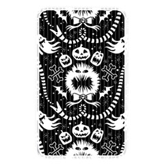 Wrapping Paper Nightmare Monster Sinister Helloween Ghost Memory Card Reader