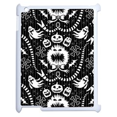 Wrapping Paper Nightmare Monster Sinister Helloween Ghost Apple Ipad 2 Case (white)