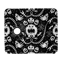 Wrapping Paper Nightmare Monster Sinister Helloween Ghost Galaxy S3 (flip/folio) by Alisyart