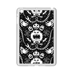 Wrapping Paper Nightmare Monster Sinister Helloween Ghost Ipad Mini 2 Enamel Coated Cases