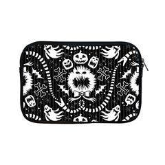 Wrapping Paper Nightmare Monster Sinister Helloween Ghost Apple Ipad Mini Zipper Cases by Alisyart