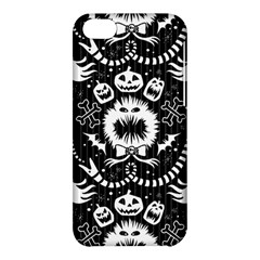 Wrapping Paper Nightmare Monster Sinister Helloween Ghost Apple Iphone 5c Hardshell Case by Alisyart
