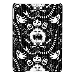Wrapping Paper Nightmare Monster Sinister Helloween Ghost Ipad Air Hardshell Cases