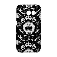 Wrapping Paper Nightmare Monster Sinister Helloween Ghost Galaxy S6 Edge