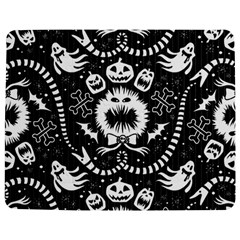 Wrapping Paper Nightmare Monster Sinister Helloween Ghost Jigsaw Puzzle Photo Stand (rectangular) by Alisyart