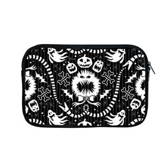 Wrapping Paper Nightmare Monster Sinister Helloween Ghost Apple Macbook Pro 13  Zipper Case by Alisyart