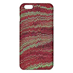 Scaly Pattern Colour Green Pink Iphone 6 Plus/6s Plus Tpu Case