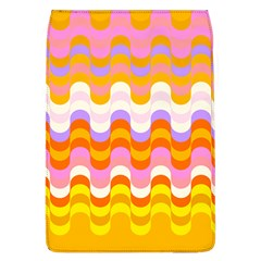 Dna Early Childhood Wave Chevron Rainbow Color Flap Covers (l)  by Alisyart