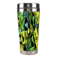 Don t Panic Digital Security Helpline Access Stainless Steel Travel Tumblers by Alisyart