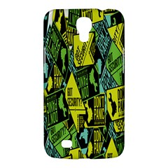 Don t Panic Digital Security Helpline Access Samsung Galaxy Mega 6 3  I9200 Hardshell Case by Alisyart