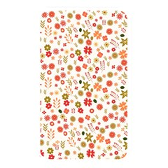 Floral Pattern Memory Card Reader by Valentinaart