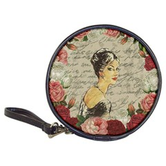 Vintage Girl Classic 20 Cd Wallets