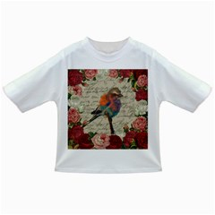 Vintage Bird Infant/toddler T Shirts by Valentinaart