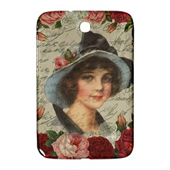 Vintage Girl Samsung Galaxy Note 8 0 N5100 Hardshell Case
