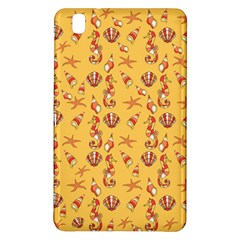 Seahorse Pattern Samsung Galaxy Tab Pro 8 4 Hardshell Case by Valentinaart