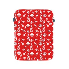 Seahorse Pattern Apple Ipad 2/3/4 Protective Soft Cases