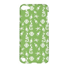 Seahorse Pattern Apple Ipod Touch 5 Hardshell Case by Valentinaart