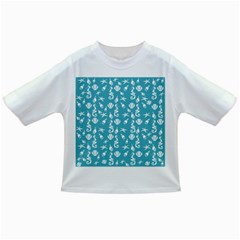 Seahorse Pattern Infant/toddler T Shirts