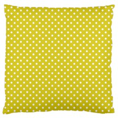 Polka Dots Standard Flano Cushion Case (one Side) by Valentinaart