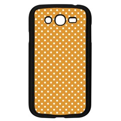Polka Dots Samsung Galaxy Grand Duos I9082 Case (black) by Valentinaart