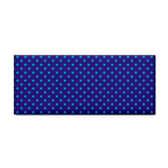 Polka Dots Cosmetic Storage Cases by Valentinaart
